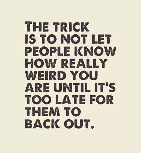 Friends Later In Life Quotes: 17 Best Images About Crazy & Weird Quotes On Pinterest