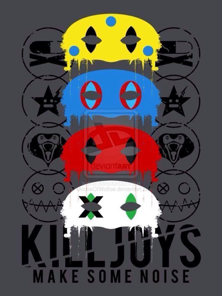 My Chemical Romance - KillJoys make some noise