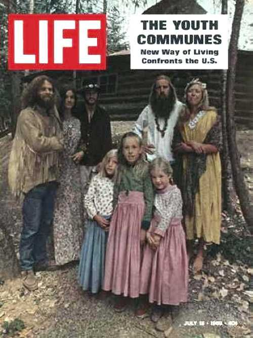 the youth communes life magazine july 1969 man the sixties were something else life. Black Bedroom Furniture Sets. Home Design Ideas