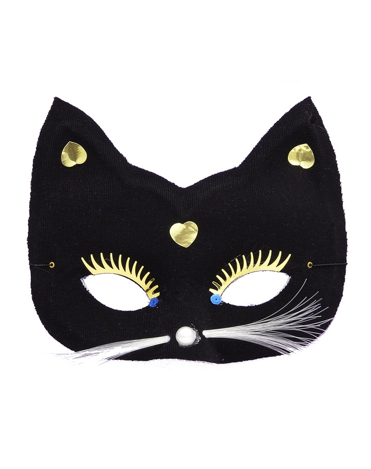 маска кошки на хэллоуин картинки подходящих приспособлений