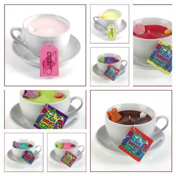 Tea Leaf Candles € 14.95