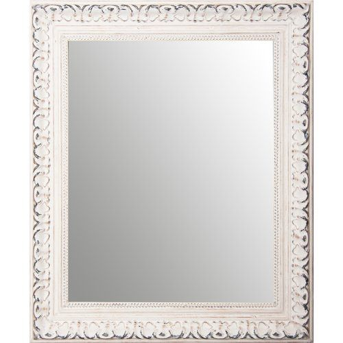 Found it at Wayfair - Rectangle French Victorian Wall Mirror