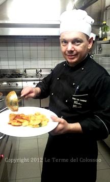 Il nostro Chef.