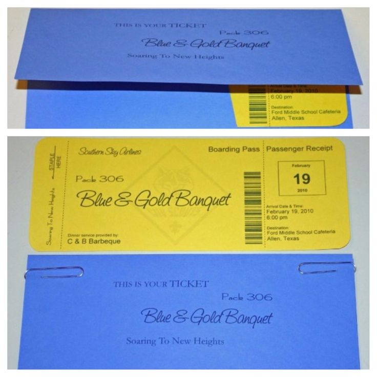 invitations i created for my son 39 s aviation themed cub scout blue gold banquet cub scouts. Black Bedroom Furniture Sets. Home Design Ideas