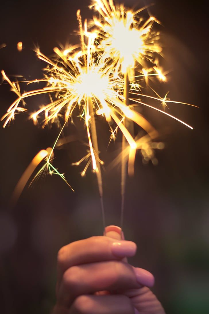 15 New Year S Resolutions To Make Together As A Family Sparklers Newyear New Years Eve