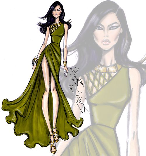 Wildlife Safari by Hayden Williams: Look 5| Be inspirational  ❥|Mz. Manerz: Being well dressed is a beautiful form of confidence, happiness & politeness