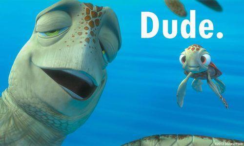Disney Movie Quotes   disney, disney movies, film quote, finding nemo - inspiring picture on ...