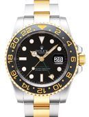 Rolex Oyster Perpetual GMT Master II Hombres 116713LN