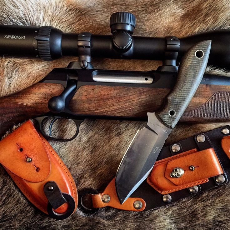 Round two! Find the differences. Keeping Foxknives Njall and Swarovsky optic. Changing Sauer 202 and orange modular sheath. #sauer202 #swarosky #foxknives #njall #vox #bladearmour #safetyorange #knifepics #knifeporn #deerhunting #wiseman #woodsman #outdoors #knifenut #knifeaddicted