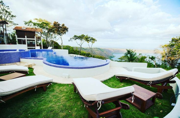 Pacaya Lodge & Spa. Laguna de Apoyo ,Nicaragua.