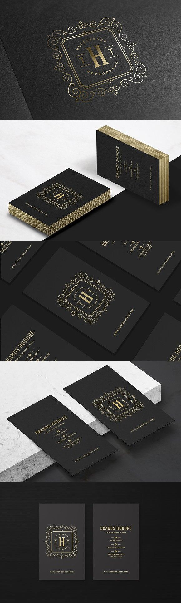 Best 25 luxury business cards ideas on pinterest black and luxury business card magicingreecefo Image collections