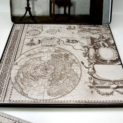 Harta lumii Perioada Marilor Explorari