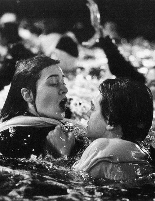 I'll never let go Jack, I'll never let go! (Kate Winslet and Leonardo DiCaprio - Titanic, 1997).