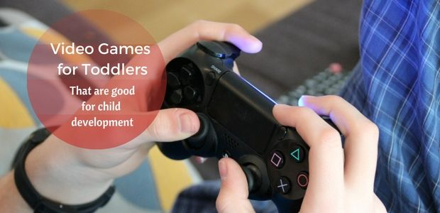 Video Games for Kids is such a controversial topic, with many people saying video games are really bad for your children.   The key here, with most things in life, is moderation.   Video Games for toddlers can actually be good for development if used in the right way.   Not only can it help with your child's development, but it can also be a really cool way to bond with your child.   #VideoGamesForToddlers #BondingWithYourChild #GuestPost #VideoGamesForKids #VideoGamesForChildDevelopment