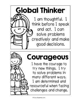 IB Learner Profile Posters: Kid Friendly Language                                                                                                                                                                                 More