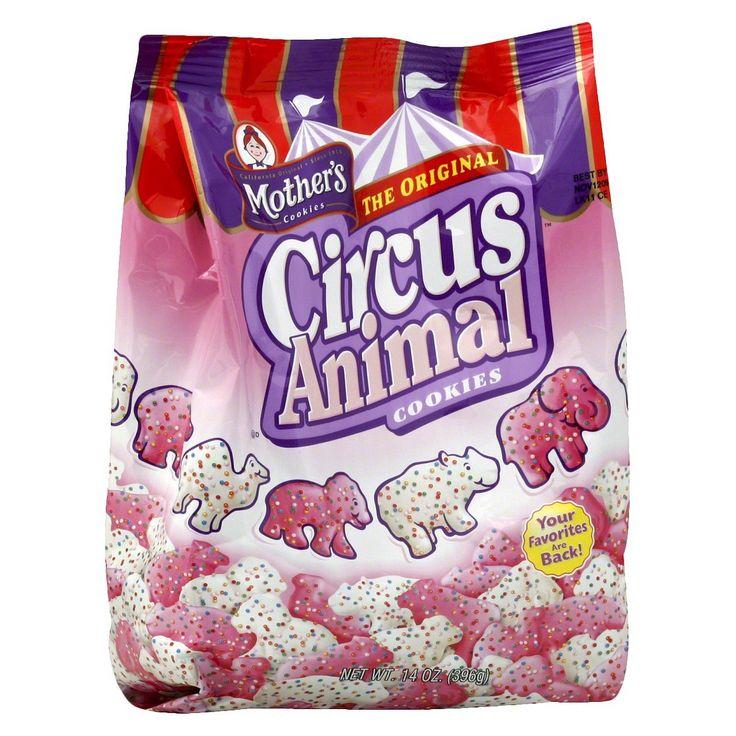 Mother's Circus Animal Cookies 14 oz