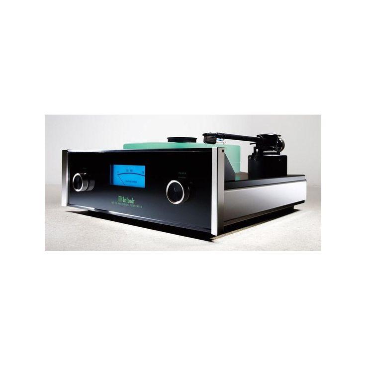 Platine vinyle manuelle Mc Intosh MT-10