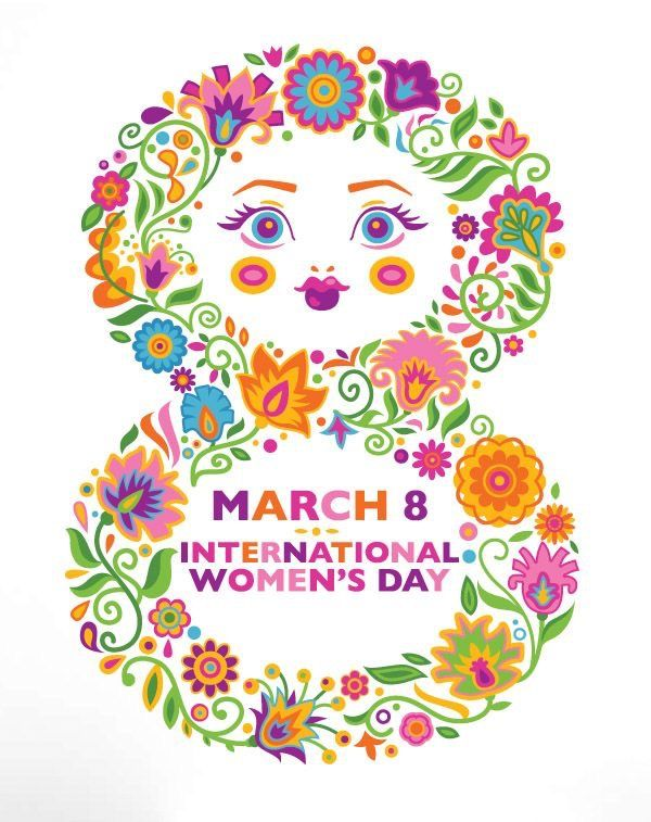 Women's Day 8th March