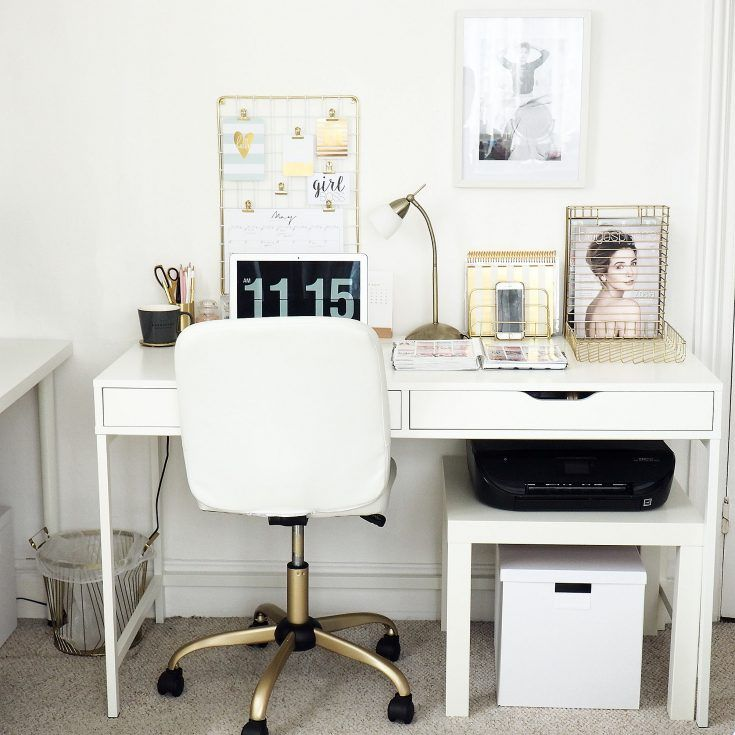 Office Reveal // Beauty and the Chic
