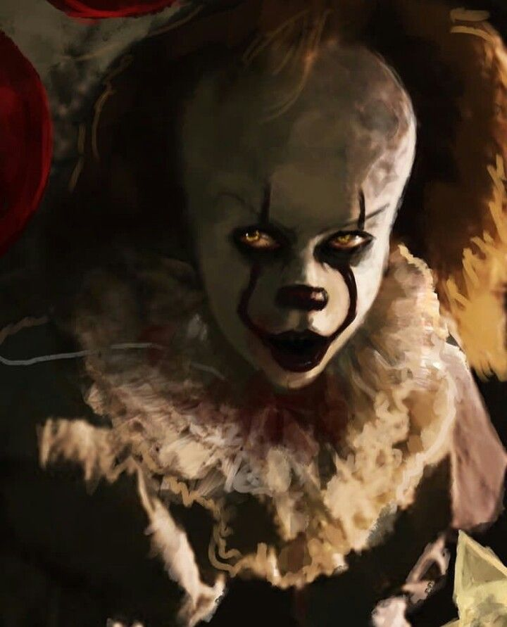 Image result for pennywise 2017 ending | Pennywise the dancing clown. Pennywise. Scary clowns