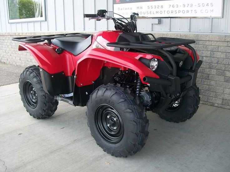 """New 2016 Yamaha Kodiakâ""""¢ 700 ATVs For Sale in Minnesota. GET THIS ALL NEW 2016 YAMAHA KODIAK NOW ON SALE FOR $ 6,195.00 AT CAROUSEL MOTORSPORTS IN DELANO. MSRP on this ATV is $ 6,999.00 + $ 375.00 transportation charges. The all new Yamaha Kodiak 700 has all the bare essentials covered! Built for the Real World, The 2016 Kodiakâ""""¢ 700 has an all-new 708cc, 4-valve, fuel-injected engine with optimized torque, power delivery and engine character—ideal for smooth, quiet operation all…"""