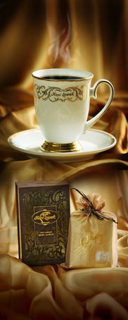 the most expensive coffee in the world~even though it's origins are questionable, I want to try it once.