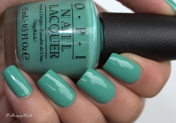 HungryNails: Swatches | OPI My Dogsled is a Hybrid
