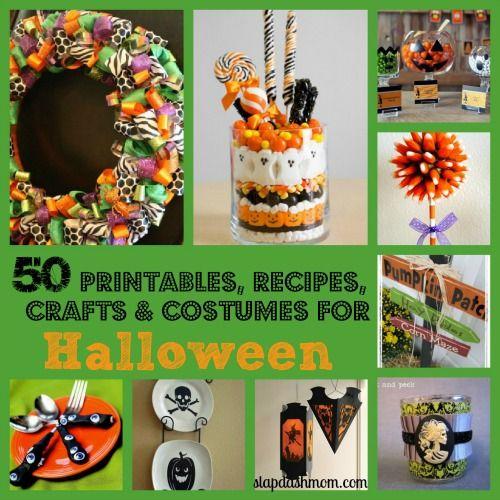 44 best Favorite Holiday images on Pinterest Halloween ideas - halloween decoration printouts