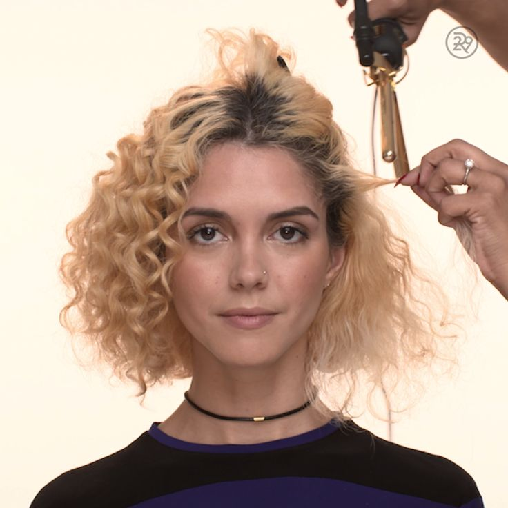 Enjoyable 1000 Ideas About Naturally Curly Hairstyles On Pinterest Curly Short Hairstyles Gunalazisus