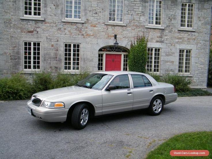 2008 Ford Crown Victoria Crown Victoria Sport #ford #crownvictoria #forsale #canada