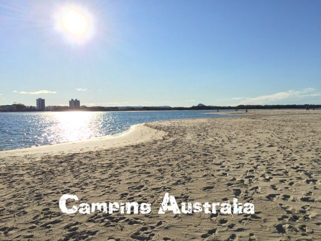 Camping Australia at Cotton Tree Caravan Park