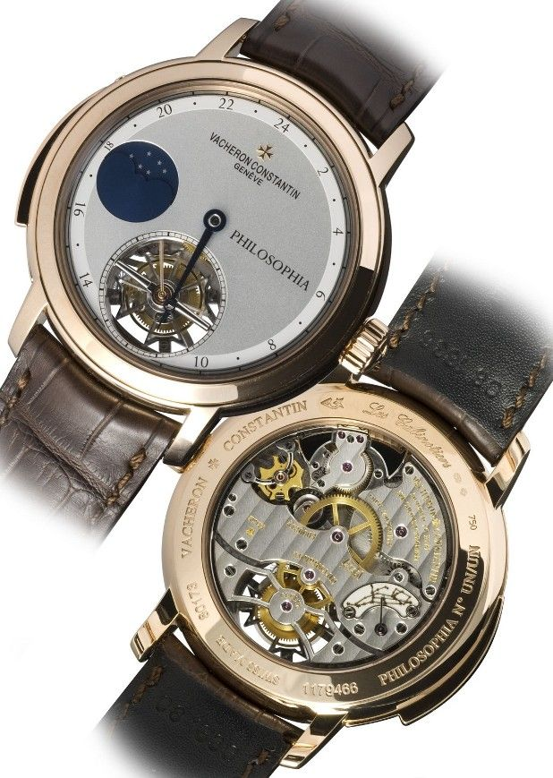 Vacheron Constantin Philosophia @DestinationMars