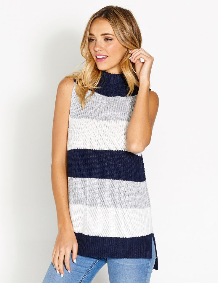 Image for Split Hem Jumper from Dotti