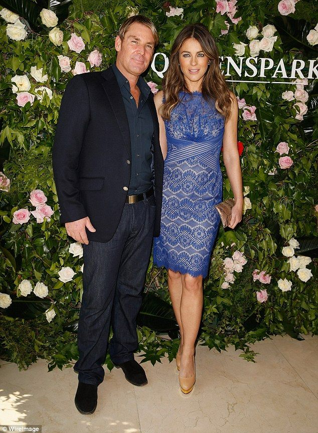 Romance: Shane and Liz were engaged in 2011 but parted ways in 2013 before ever walking do...