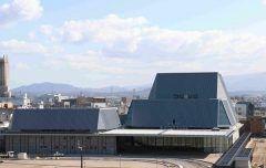 香川県観音寺市にあたらしい市民会館ハイスタッフホール観音寺市民会館が出来上がっていよいよ4月1日にオープンだそうですよ 中には大ホールと小ホールがあっていろんな音楽等のイベントに活躍しそうです tags[香川県]