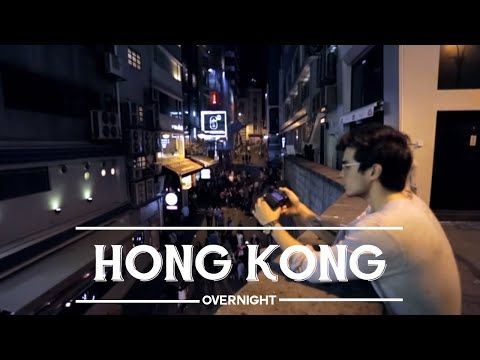 Best Things to do in Hong Kong - Overnight City Guide - YouTube
