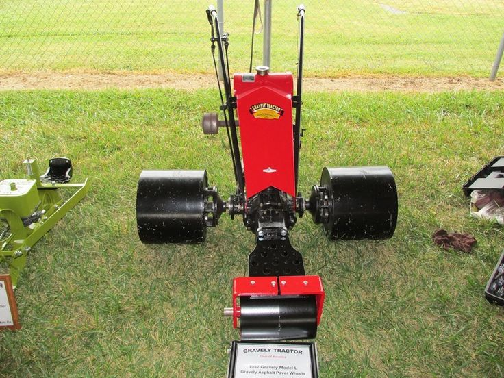 Gravely Asphalt Paver What Can T These Things Do