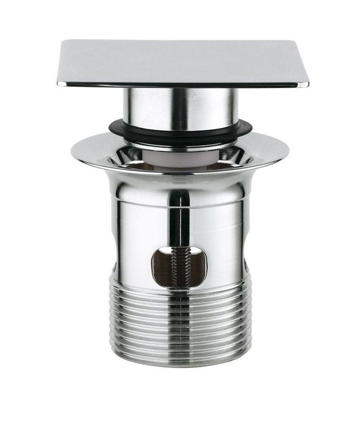 "Válvula de desagüe 1 1/4"" Grohe para lavabos push-up  Grifos para el Baño Válvula de desagüe 1 1/4"" Grohe para lavabos push-up  Válvula de desagüe 1 1/4"" para lavabos push-up GROHE StarLight® acabado cromado Válvula de desagüe 1 1/4"" para lavabos push-up GROHE StarLight® acabado croma"