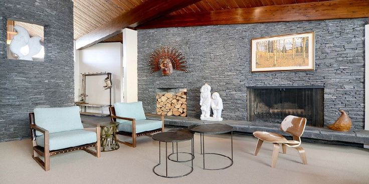 Modern Ranch Style Home Interior