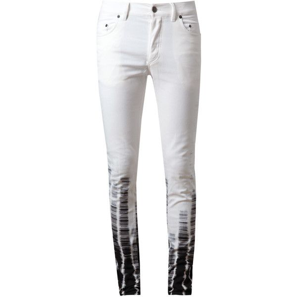 1000  ideas about Mens White Jeans on Pinterest  Cuffed joggers