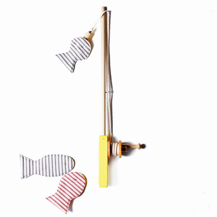 214 best toys images on pinterest wooden toys kids toys for Little kid fishing pole