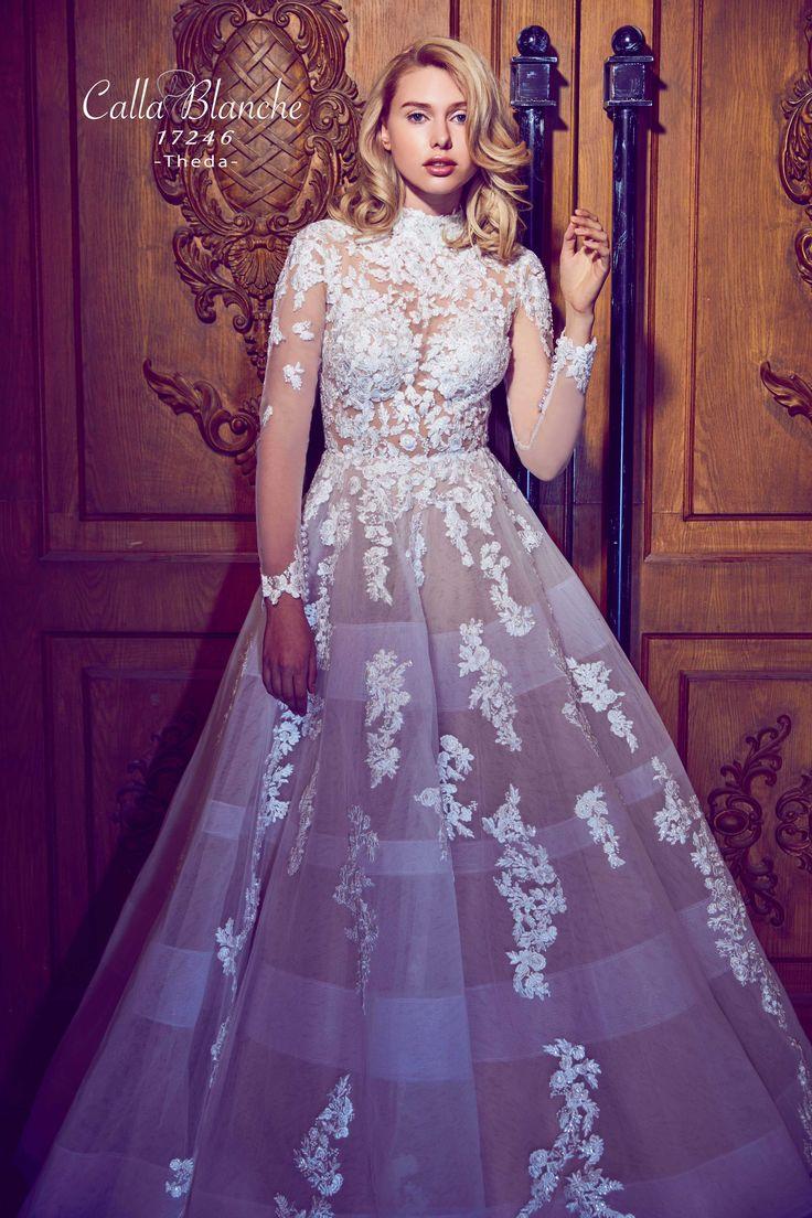 Fantástico Vera Wang Vestido De La Dama Blanca Cresta - Ideas de ...