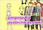 Juegos vestir barbie love fashion