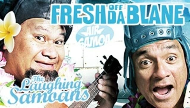 """Royal Wanganui Opera House """"Fresh Of Da Blane""""  Date: 17th of May Time: Start 8pm and Finish 9:45pm Location: Royal Wanganui Opera House @ 69 St Hill Street, Whanganui.  The Royal Wanganui Opera House is hosting the comedy act, """"Fresh Of Da Blane"""". Don't miss the latest from one of New Zealand's most enduring and loved live comedy acts. The Laughing Samoans comedy duo of Eteuati Ete and Tofiga Fepuleai has been together for more than ten years now touring a string of hits."""