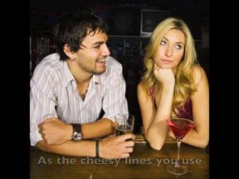 This is a funny song about online dating that is sung from the perspective of a woman who compares guys that online date to Nigerian Scammers. You can find the lyrics to the song at http://www.onlinedatingmagazine.com/onlinedatingvideos/funny/onlinedatingsong.html.