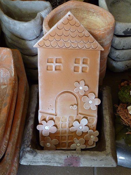 keramicky domček #  ceramic house