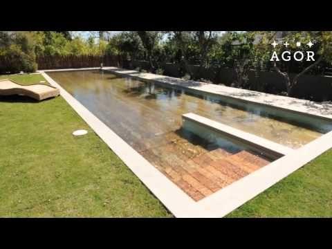 Der versteckte Pool im Garten! - YouTube