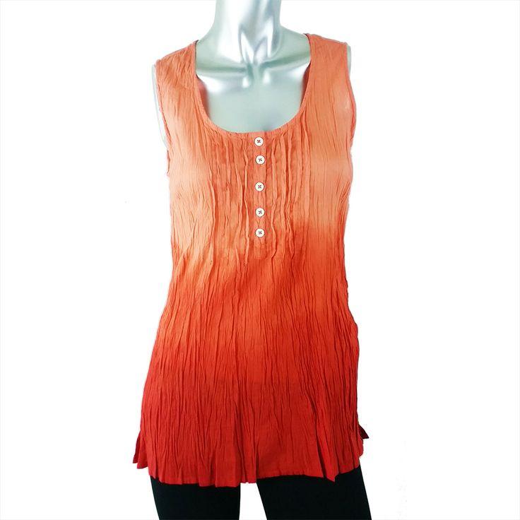 Orientique Camisole Orange
