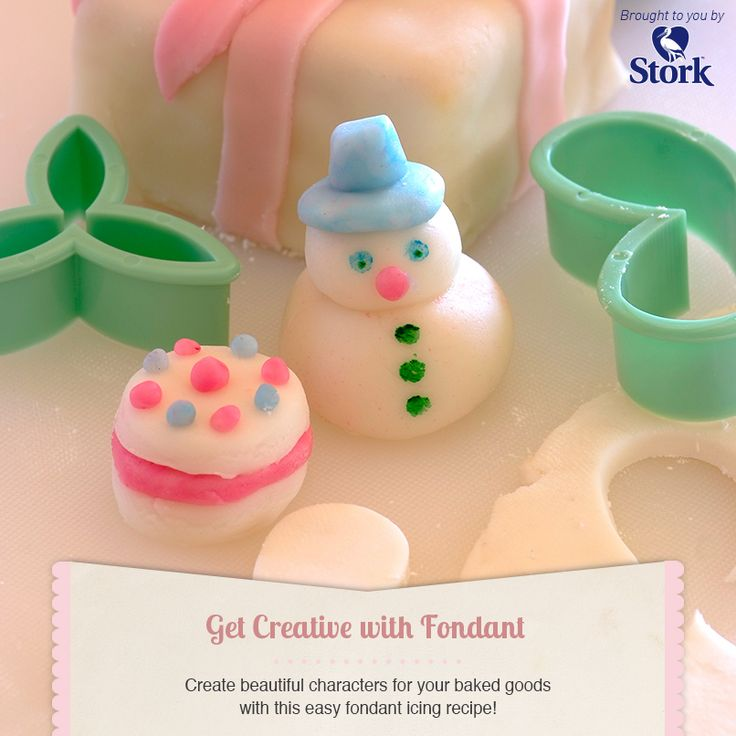 how to prepare fondant icing