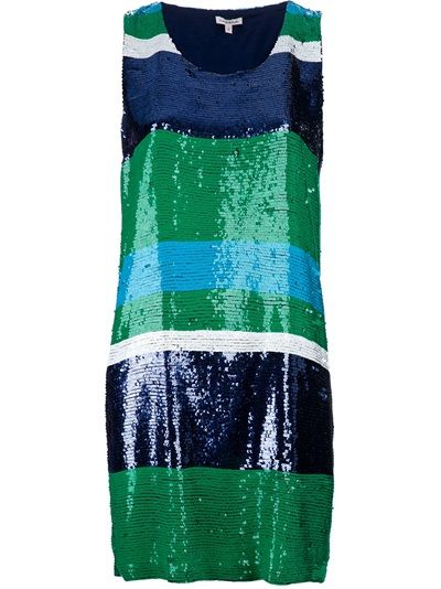 Parosh !Fashionista, Dresses Fashion, Closets, Clothing Accessories, Dress Fashion, Sequins Dresses, Fashion Inspiration, Dresses Emeralds, Fashion Sequins